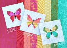 Butterfly Charm Bloc (Fred-qpa) Tags: butterfly charm bloc quilting patchwork appliqué wicker furniture paradise outdoor
