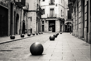 Symmetry, Dayscapes, Girona, Spain