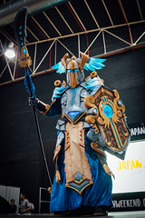 """Japan Weekend Barcelona 2018 Pasarela Cosplay • <a style=""""font-size:0.8em;"""" href=""""http://www.flickr.com/photos/140056126@N03/26900523148/"""" target=""""_blank"""">View on Flickr</a>"""