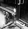 Comme un petit pain chaud... (woltarise) Tags: boulangerie commerce porte livraison journaux montroyal plateau montréal streetwise lescopainsdabord