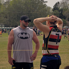 Batman (Mike McCall) Tags: copyright2018mikemccall photography photo image georgia usa culture southern america thesouth unitedstates northamerica south stpatricksdayrugbytournament stpatrick day rugby tournament game sport sports field pitch football savannah chatham county documentary editorial people match rugger 2018 daffin park athletics athlete candid street rfc club portrait