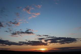 Royston Sunset