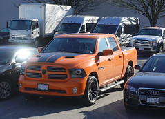 Ram 1500 (D70) Tags: sony dscrx100m5 ƒ56 257mm 1250 125 ram 1500 truck pickup hemi burnaby bc canada