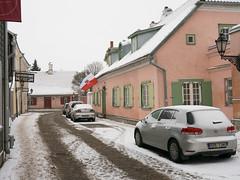 Tartu (Taavi Randmaa) Tags: tartu jaani street snow