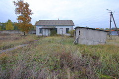 Experimental Farm2 (Landie_Man) Tags: experiment animals experimental radiation radioactive fomer ussr cccp cco chernobyl exclusion zone farming agri agricultural abandoned disused closed shut old