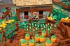 Hobbit house (norlego) Tags: lotr lordoftherings lego bree buckleberryferry hobbits legolordoftherings legolotr