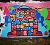 #goleftgoright / #art by #Kuu. . #Gent #Belgium #streetart #graffiti #urbanart #graffitiart #urbanart_daily #graffitiart_daily #streetarteverywhere #streetart_daily #wallart #mural #ilovestreetart #igersstreetart #streetartbelgium #visitgent #instagent #r (Ferdinand 'Ferre' Feys) Tags: instagram gent ghent gand belgium belgique belgië streetart artdelarue graffitiart graffiti graff urbanart urbanarte arteurbano ferdinandfeys
