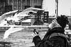 The bird photographer (Per Österlund) Tags: bird stockholm sweden street streetphotography scandinavia streetshot photographiederue streetbnw bnw bw baw svartvitt fotografiadistrada fotografíadecalle 2018 people camera panasonic sigma