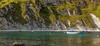 Boats nestled below chalk cliffs of Lulworth Cove (cantdoworse) Tags: lulworth cove coast sea boats cliffs chalk canon 60d jurassic dorset england