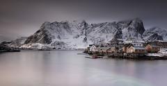 Underwater Lighting (TS446Photo) Tags: nikon zeiss travel winter snow colour fineart pano hut orange nature mountain water