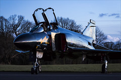 McDonnell Douglas F-4K Phantom FG1 - 24 (NickJ 1972) Tags: raf cosford photoshoot photocall photo shoot night nightshoot threshold aero aviation 2018 mcdonnelldouglas f4 phantom fg1 xv582 m blackmike bpag