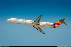 [DXB.2017] #Kish.Air #Y9 #MD82 #EP-LCM #awp (CHR / AeroWorldpictures Team) Tags: kish air mcdonnell douglas md82 dc982 msn 53226 2087 eng pw jt8d217a reg eclcm history aircraft first flight built site long beach klgb delivered alitalia az aza idath cabin cy141 named pescara sold bulgarianaircharter h6 buc lzldi config y161 araratairlines 4a ark ek82226 leased kishair y9 kis eplcm stored incident kih damage fuselage ground vehicle mdc dubai plane airplane aircrafts planespotting nikon d300s 70300vr nikkor 2017 dxb uae iran awp lightroom raw