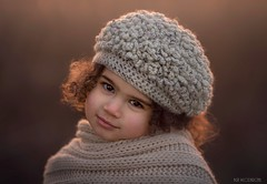 Winter light (Aga Wlodarczak) Tags: greatphotographers child children childportrait childphotography childhood sunset backlight goldenhour outdoors outdoor outdoorportrait naturallight canon canon6d canoneos6d 135mmf2 rimlight prime