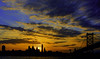 Philadelphia Skyline Sunset (Daveyal_photostream) Tags: sunset sunsetting sunlight sun nikon nikor nature photoshop philadelphia philly bluesky meandmygear mygearandme mycamerabag motion movement architecture sky skyline skyscape bridge water clouds cloudsabove d600 beautiful beauty buildings building silhouette pastelcolors cloudy bluehour dusk city citysunset awesomeskys awesomeshots anawesomeshot skyscrapers cityscape settingsun waterscape goldensky citysilhouette