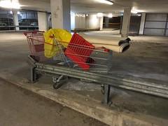 Shopping carts (rotabaga) Tags: sverige sweden göteborg gothenburg iphone