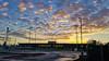 THE SUN RISES ON THE HOME OF THE VIKINGS (akahawkeyefan) Tags: stadium kingsburg high school davemeyer lights