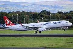 Köyceğiz Short Finals... (Ben Cavers) Tags: turkishairlines airbusa321231wl airbusa321231 airbusa321200 airbusa321 airbus a321231wl a321231 a321200 a321 airbusa321sharklets a321sharklets turkishairlinesairbusa321 turkishairlinesa321 tcjtn manchesterairport man egcc narrowbodyjet narrowbody passengerjet jet jetliner commercialairliner airliner commercialaviation aviation aircraft airplane plane
