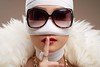 """The """"Nose Job"""" Takes a Giant Leap in New Technology (steinplasticsurgery) Tags: vietnameseethnicity beautyspa women silence privacy fame plasticsurgery gesturing whispering looking pickingup beauty asianethnicity bandage circle closeup humannose humanface humanhead humanfinger surgery sunglasses"""