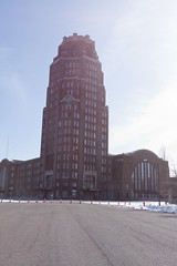 Buffalo Central Terminal, 7 (jbp274) Tags: buffalo building architecture artdeco station abandoned buffalocentralterminal tower