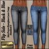 The Flip Side - Black & Blue - Marketing pic#8 (loordesoflondon) Tags: my 60l secret sale 32918