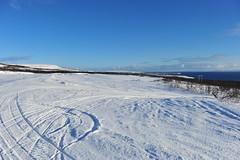 Varanger view (GeirB,) Tags: winterwonderland varanger vadsø vadsoe vadso vinter varangerfjorden outdoor uteliv landscape liveterbestute østfinnmark nordnorge norwegen norway northernnorway scandinavia varangerfjord barentsregionen