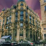 Paris France - Montepio Building - Financial Activities thumbnail