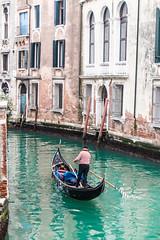 Venice-2 (Davey6585) Tags: europe travel wanderlust travelphotography italy italia venice venezia canon canonphotography t7i canont7i gondola gondolier