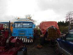 McKibbin Brothers Cullybackey County Antrim (Jonny1312) Tags: lorry truck scammell scammellexplorer scammellcrusader recoverytruck rust scrap killyless cullybackey ballymena
