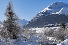 Livigno sky (quanuaua) Tags: ifttt 500px mountain range peak snow snowcapped snowy alpine livigno covered winter mountains italy village alps ski resort