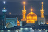 Imam Reza Holy Shrine, Mashhad, Razavi Khorasan Province, Iran (Feng Wei Photography) Tags: persianculture traveldestinations mausoleum spirituality landmark shrine holy famousplace builtstructure iran iranianculture travel iwan outdoors horizontal razavikhorasanprovince islamicculture minaret middleeast islam highangleview persian shiite colorimage placeofworship dome islamic mosque shiraz imamreza architecture night tourism illuminated shiiteislam mashhad irn
