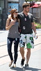 Kelly Brook (adibudyono) Tags: fulllength pap candid casual skinnyjeans tightjeans sunglasses bubbles rugby swimmingtrunks pda bottledwater bubblesflowing tanktop romance