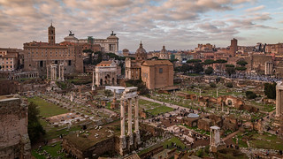 Rome, Past and Present