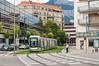 140818_Grenoble_565 (Rainer Spath) Tags: frankreich france auvergnerhônealpes isère tramway strasenbahn tram trams trolley električky streetcars semitag tag alstom citadis402 ruedumanège
