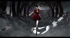 MISS SL ♛ Colombia 2018 – The Mouse Trapper (Raizan*Field) Tags: misssl2018 photochallenge misssl secondlife supernatural christmas superhero winter fashion second life anime art