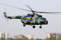 411: Bangladesh Air Force Mil Mi-171sh. (Samee55) Tags: bangladesh dhaka planespotting avgeek baf bangladeshairforce militaryaircraft aviationphotography vgtj 2018 militaryhelicopter mi171sh hip