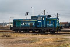 SM42-837 (Rafał Jędrasiak) Tags: sm42 locomotive lokomotywa diesel polska poland pkp cargo