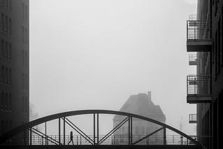 ..the fog..