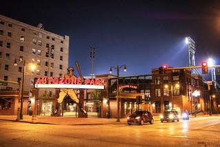 AutoZone Park - Memphis (Tennessee)