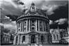 01_Oxford, Bodleian-2195 (claude_porignon) Tags: 150605oxford oxford library bodleian ciel radcliffe camera bibliothèque jamesgibbs university oxfordshire