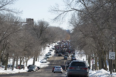 March For Our Lives student protest for gun control (Fibonacci Blue) Tags: stpaul protest march student demonstration school gun event nra dissent shooting outcry outrage twincities minnesota crowd street marchforourlives activist activism