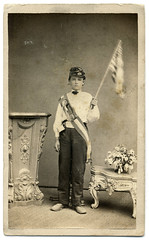 Brotherly Love (Ron Coddington) Tags: cartedevisite civilwar groom philadelphia brotherlylove fraternal lodge