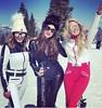 SOI suits white black red (skisuitguy) Tags: skisuit snowsuit ski snow suit skiing skifashion skiwear skioutfit skibunny snowbunny onepieceskisuit onepiecesuit onesie onepiece skianzug skidress allinone