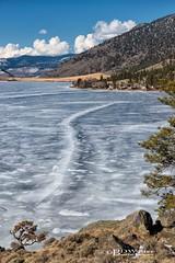 _BDW3494-NicolaLake (Bruce Walter) Tags: nicolalake exploremerritt explorebc beautifulbc lake ice spring harmon estates