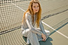 Jessica Minter (Jessica Minter) Tags: jessica minter catherine asanov photoshoot photography active lifestyle fitness sweats long hair makeup girl girls model models summer spring los angeles la downtown california beauty natural tennis court park noaelle