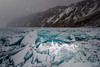 Light explosion in the ice of Baikal (Evgeny Gorodetskiy) Tags: landscape olkhon travel nature siberia island hummocks winter lake russia baikal ice irkutskayaoblast ru