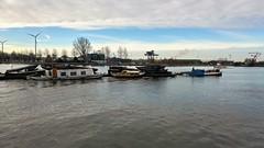 Schuitje varen (Peter ( phonepics only) Eijkman) Tags: amsterdam city zaandam zaanstad zaan zaanstreekwaterland noordzeekanaal water nederland netherlands nederlandse noordholland holland