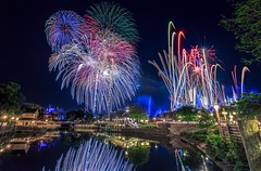 Happily Ever After | Walt Disney World (Pandry 2015) Tags: happilyeverafter disneyfireworks vacation light fun canondslr canon6d canon reflections colors outdoors nighttime disneyphotography florida orlando magickingdom waltdisneyworld disney wdw fireworks