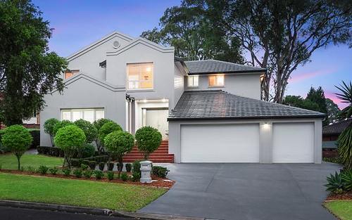16 Justine Av, Baulkham Hills NSW 2153