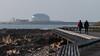 F4241 ~ Enjoying a sunny day... (Teresa Teixeira) Tags: porto sunnyday winter walkway sea portocruiseterminal teresateixeira