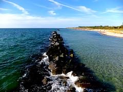 Stones (52er Bild) Tags: wustrow mecklenburg ostsee baltic sea germany 52erbild udosteinkamp sommer summer deutschland küste coast fuji finepix strand beach holiday urlaub